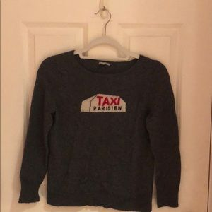 Cachmere Taxi Sweater